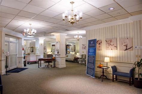 lobby3 the riverside premier rehabilitation healing center