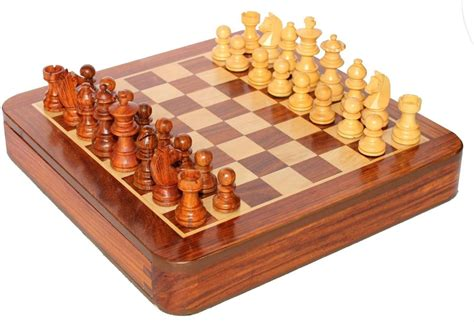 amazon com nautical chess set toys games stonkraft collectible wooden chess game board set wood