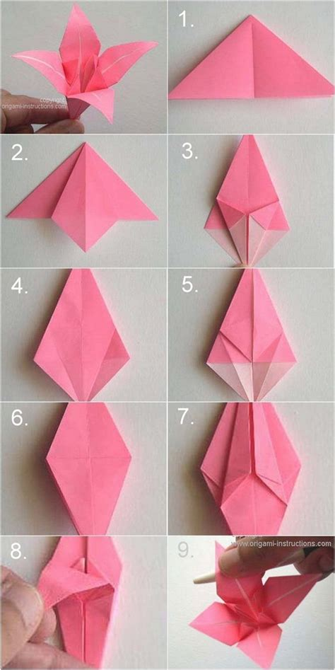 Paper Crafts Origami - 40 diy paper crafts ideas for