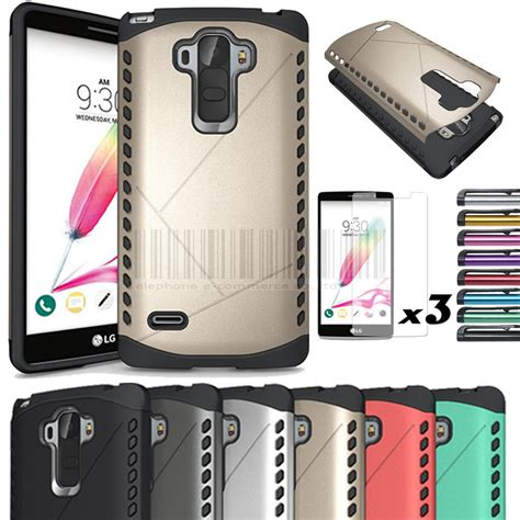 Rugged Armor Lg G4 Soft Cover Heavy Duty Xphase rugged shield armor heavy duty impact cover with without for lg g stylo ls770 g4