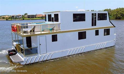 house boat price charter luxury houseboat 49 house boats boats online for sale plate alloy queensland