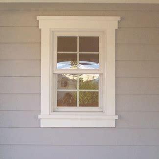 Exterior Door And Window Trim Woodworking Trim Ideas Kimlop