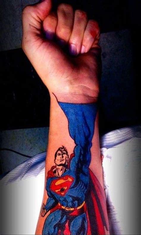batman punch tattoo superhero tattoos our favorite superhero tattoos