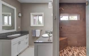 Certified Kitchen And Bath Designer bathroom remodel completes phase ii of home transformation