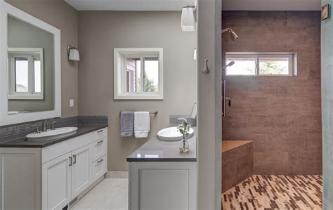 bathroom remodel bathroom remodel completes phase ii of home transformation