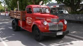 1942 Chevrolet Truck 1942 Chevrolet Mr Truck Fairlie Canterbury New