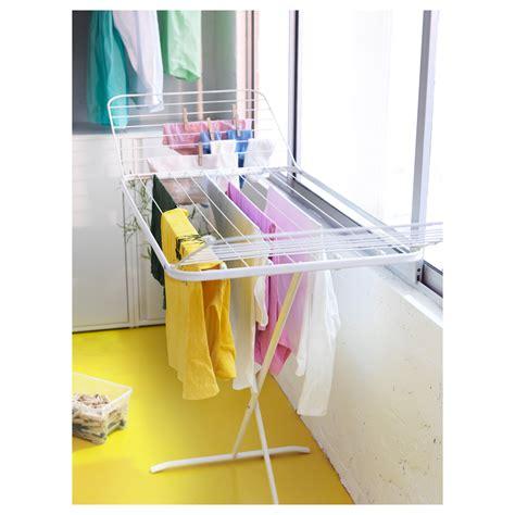 Mulig Ikea mulig drying rack in outdoor white ikea