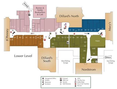 layout of great northern mall mall directory oak park mall