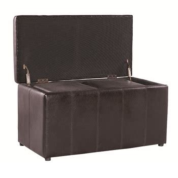 leather storage bench seat waterproof leather storage bench sofa seat chair footstool