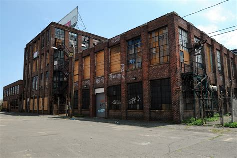 u haul renovation of former bridgeport factory nearly
