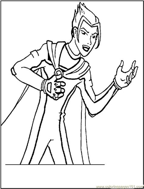 winx musa and riven colouring pages coloring home