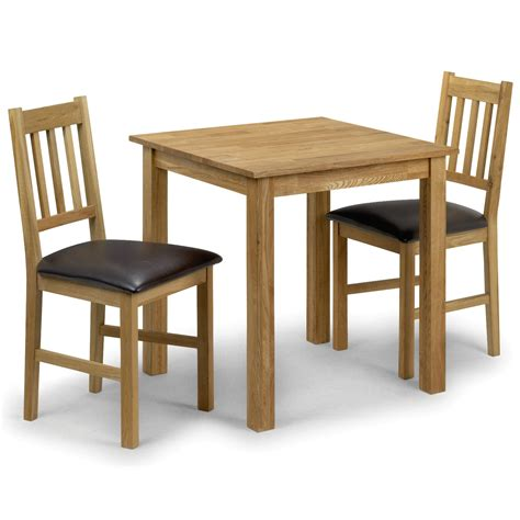 Dining Table With Two Chairs Simple Square Dining Table As Fancy Interior Gallery Traba Homes