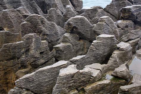 rocks in pancake rocks a geological oddity nathariane travel