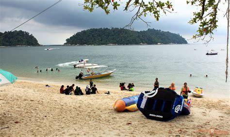 Berapa Kamera Canon 500d hanif redland snorkeling at pulau pangkor day 2