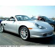 Silver Porsche Boxster S  BenLevycom