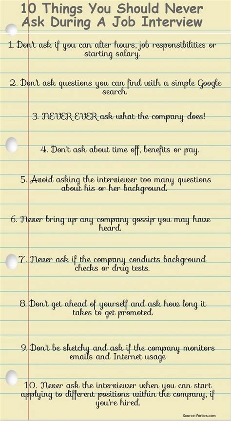 the questions to ask in an informational interview the