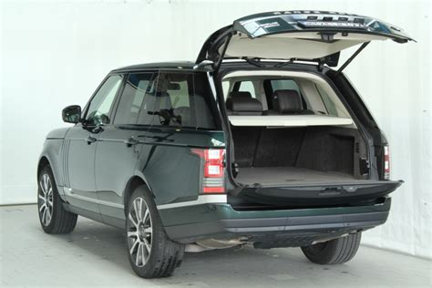 Sepatu Boot Land Rover range rover p38 boot dimensions