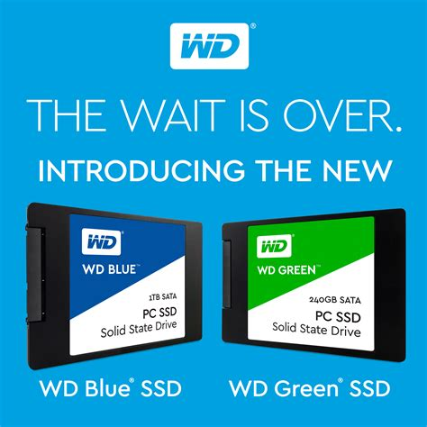 Western Digital Wd Green Ssd 120gb western digital finally introduces its ssd lineup calls it the wd blue and green lineup