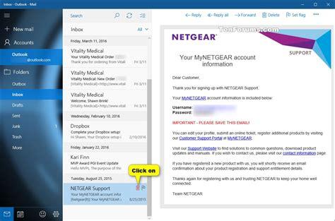 windows 10 mail app tutorial delete email messages in windows 10 mail app windows 10