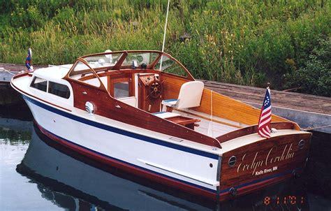 cabin craft boats 1947 chris craft cabin cruiser gorgeous wanderlust