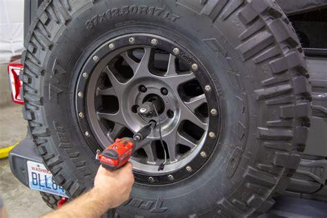 teraflex jl hd tire carrier northridge nation news