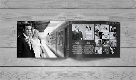 30 page wedding book template by zoelgebe graphicriver
