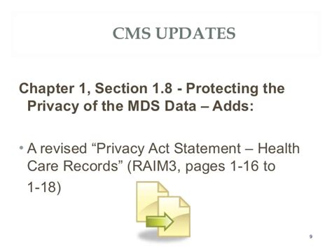 section 7 1 of the data protection act 1998 atx34 quot mds 3 0 rai cms updates frequent coding issues