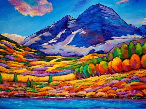imagenes para pintar al oleo cuadros modernos pinturas paisajes realistas pintados al