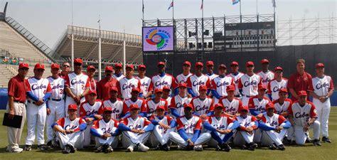 imagenes de venezuela equipo anuncian preselecci 243 n de cuba para el iii cl 225 sico mundial