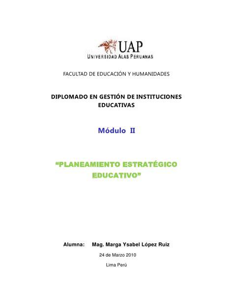 proxima slideshare planeamiento estrat 201 gico en las instituciones educativas