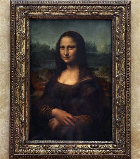 mona lisa the people mystery of mona lisa s smile solved as experts say da