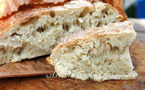 pane casareccio fatto in casa pane fatto in casa senza robot arte in cucina