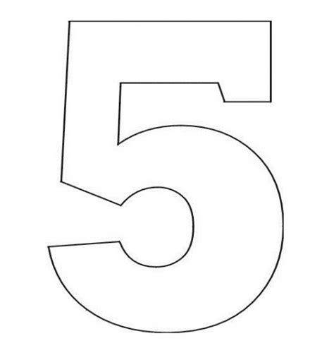 numbers  color coloring pages part