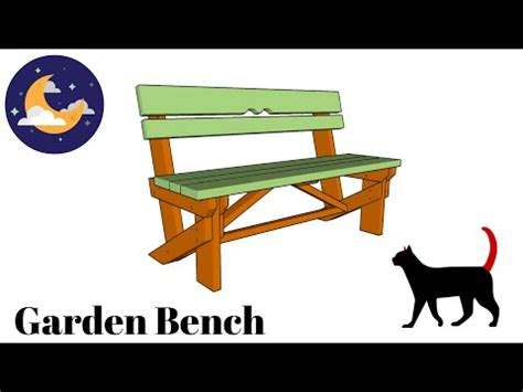 garden bench plans free free garden bench plans youtube
