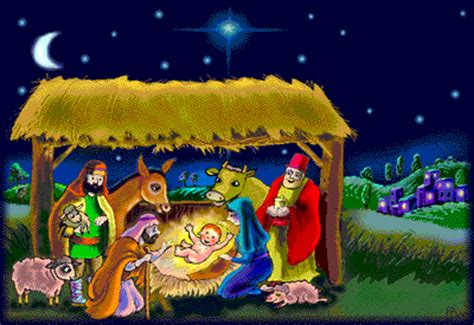 index of animated gifs nativity scene