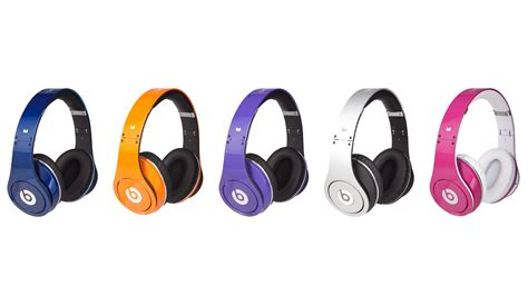 beats by dre colors unleashes six new colors to beats by dr dre