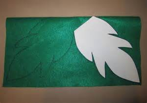 Chicka Chicka Boom Boom Leaf Template by Leafy Tree Tops Chicka Chicka Boom Boom Tree Tutorial