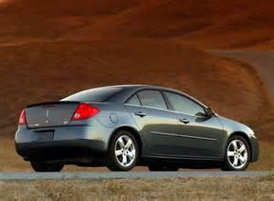 06 Pontiac G6 Recalls Nhtsa Investigating 550k Pontiac G6 Models 320k Honda