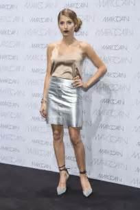Mercedes Fashion Week Cathy Hummels Marc Cain Fashion Show Mercedes