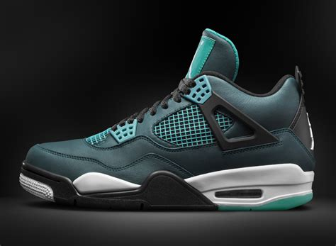 s day releases 2015 air 4 quot teal quot sneakernews