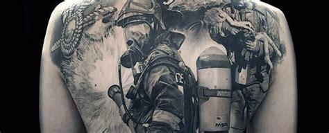firefighter tattoos for men firefighter fighting drawing www pixshark