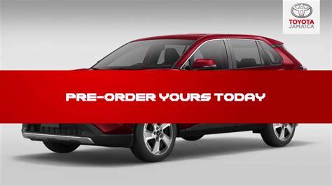 Toyota Jamaica 2020 Rav4 toyota jamaica 2020 rav4 pre order