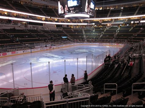 section 11 d ppg paints arena section 105 pittsburgh penguins