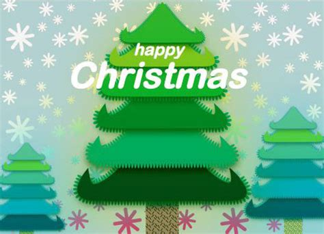 Christmas Tree Free Printable Card Tree Template For Cards