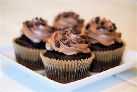 How To Make Chocolate Decorations At Home by Chocolate Cupcakes From Sarah Bakes Gluten Free Treats