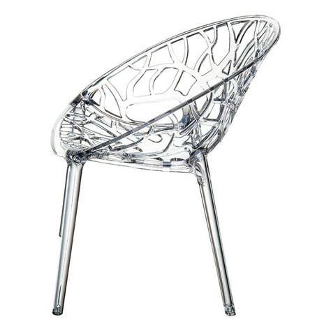 chaise en plexiglas chaise design en plexi 4 pieds tables chaises