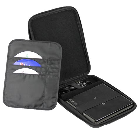 Hardcase Hp Custom By Ponpon23 black for external dvd cd rewriter