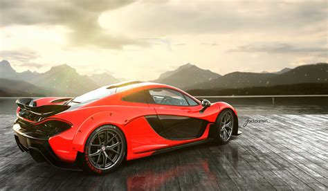 mclaren p1 racing inspired mclaren p1 with hre wheels is stunning