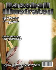 sports magazine template 10 best images of sports magazine cover photoshop