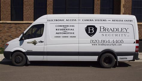home business security company mn bradley security